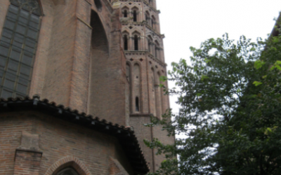 Arthur Prelle's Travels in Toulouse, France