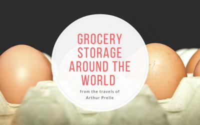 Grocery Storage Around the World