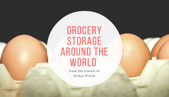 Grocery Storage Around the World
